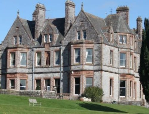 """Stay in your very own Castle at """"Castle Leslie"""""""