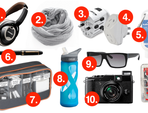11 things to carry in your Day Pack
